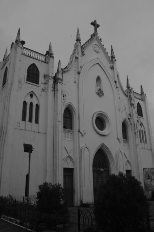 St. Andrew's Church in Vasco  da Gama