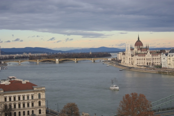 A more recent Budapest Winter pic; this was our most recent winter visit 2014
