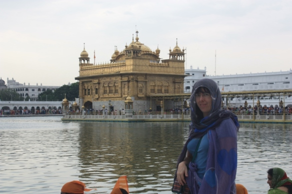 Golden Temple (Harmandir Sahib), Amritsar
