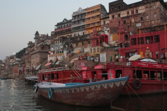 Taken in October of 2015 in Varanasi