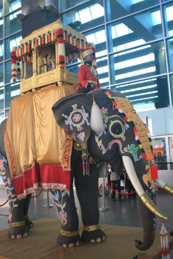 Taken in October of 2016 at the Bengaluru Airport