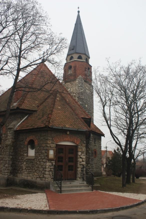 Református és Evangélikus Közös Templom in Sümeg