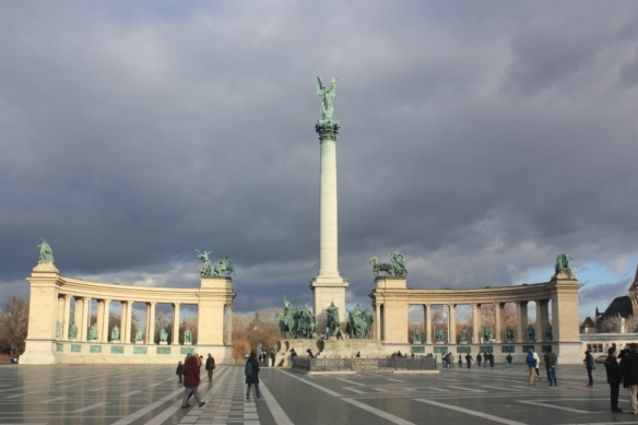 Taken in December of 2016 in Budapest
