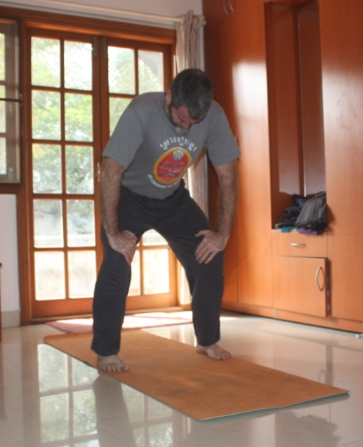 practicing nauli
