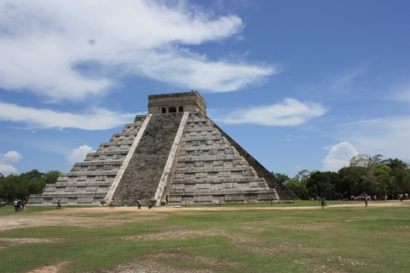 Taken in the Summer of 2010 at Chichen Itza