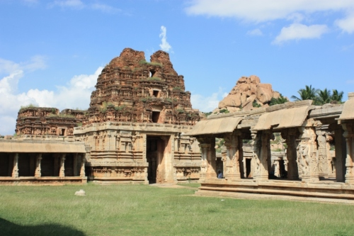 Taken in October of 2013 in Hampi