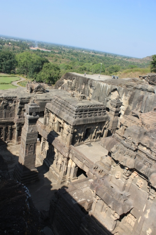Taken in November of 2014 at Ellora