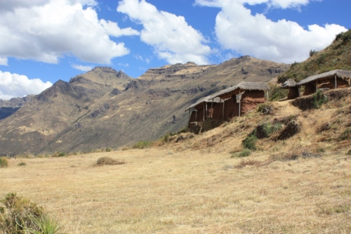 Taken in the Peruvian Andes in the summer of 2010