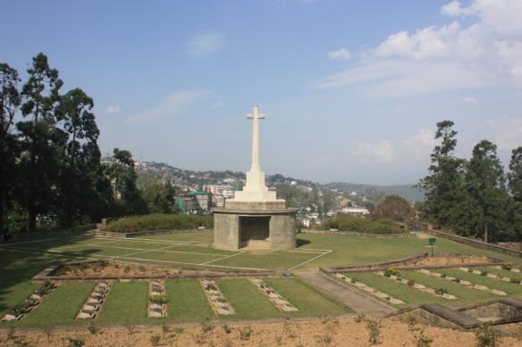 Daily Photo Kohima War Cemetery The N Tro Verted Yogi